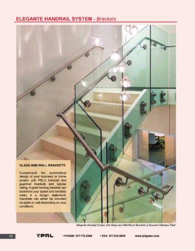Elegante Handrail System - Brackets
