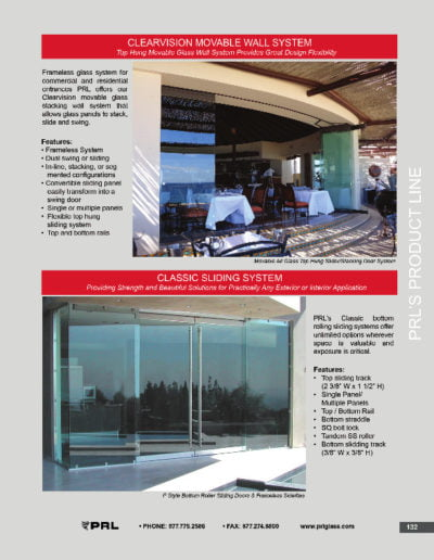 Clearvision Movable Wall Systems