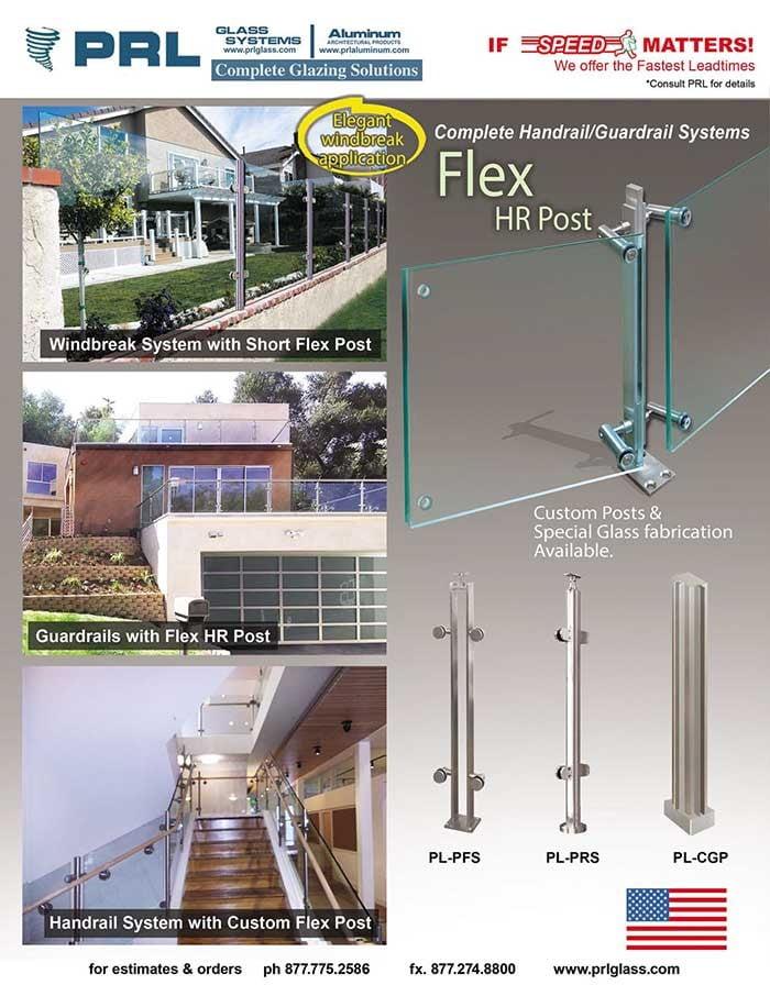 Flex Post Handrails
