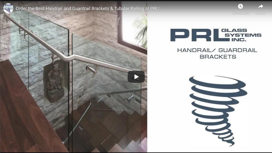 handrail brackets video